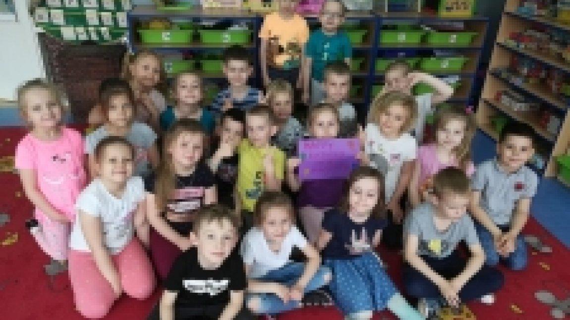 Grupa Krasnoludków z przedszkola nr 13