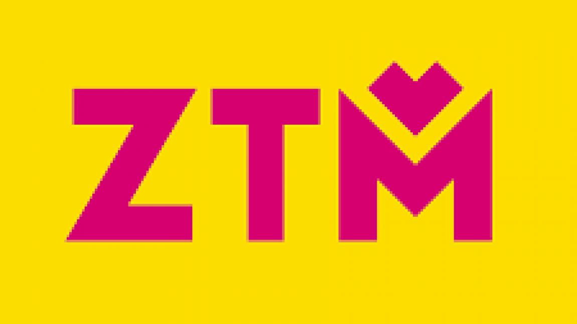 Logo Zarządu Transportu Metropolitalnego w Katowicach