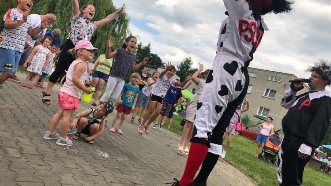 Wakacyjny Festyn w Grodźcu